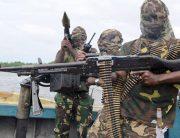 Chevron Pipeline, Niger Delta Militants, Delta