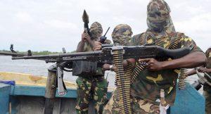 Niger Delta Avengers, Bonny Pipeline in Rivers