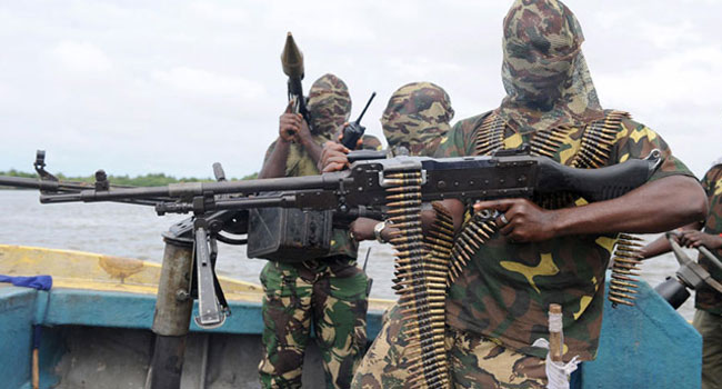 Avengers Blow Up Chevron Pipeline In Delta State