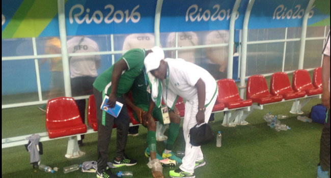 Olympic Soccer: Germany Thwart Nigeria's Hope For Gold