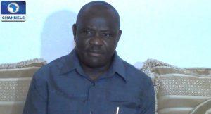Francis Odesanya, Police, Nyesom Wike