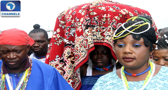 Osun Osogbo Festival Holds Amidst Alleged Plan To Kidnap Votary Maid