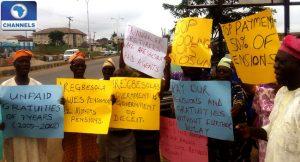 Osun-Pensioners