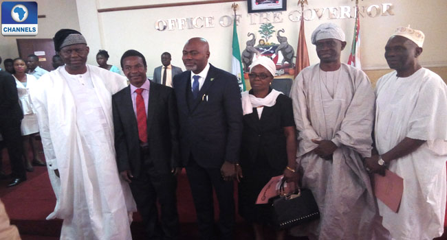 Raise Funds, But Don't Increase Fees, Aregbesola Tells New Varsity Council