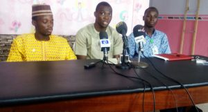 Osun-State-representative-in-Nigerian Youth Parliament on Youth unemployment