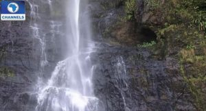 Owu Falls Tourist attraction
