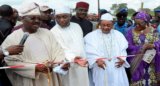 FG Commences Construction Of Oyo/Ogbomoso Road