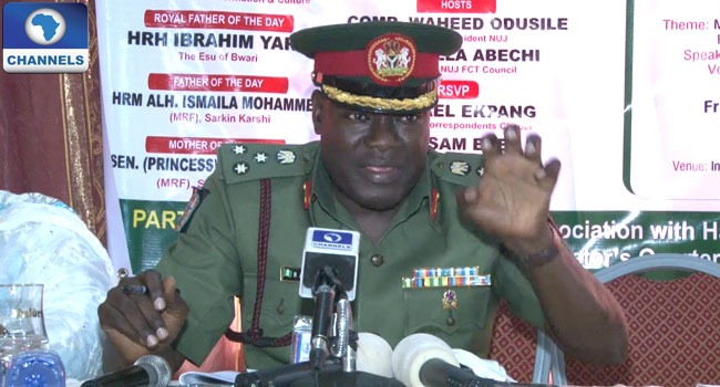 Military Says Era Of Secrecy Is Over, Seeks Media Support