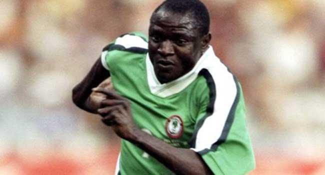 Late Football Legend, Rashidi Yekini, died on May 4, 2012
