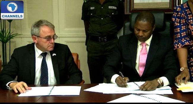 Nigeria, UK Sign Agreement On Stolen Assets