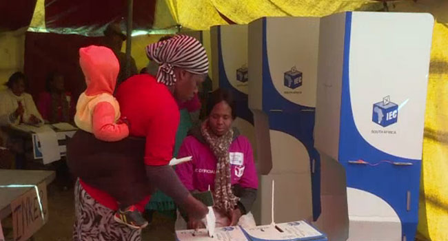 South Africans Give Ruling ANC Worst Election Since Apartheid