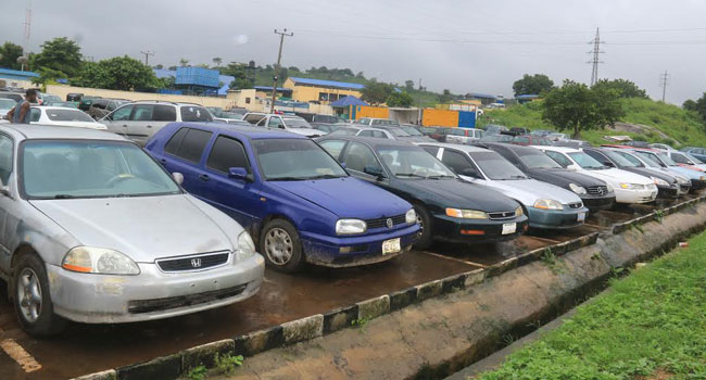 Police Tactical Squad Arrests 29 Car Snatching Suspects