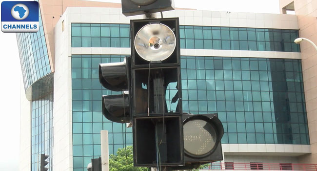 Vandals Steal Traffic Light Accessories In Abuja