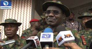 Nigerian Army Recruits Over 5,000 Soldiers