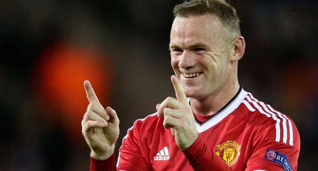 Rooney Equals Charlton's Record As Manchester United Thrash Reading 4-0