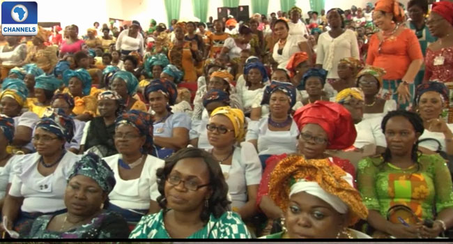 Southeast Women Demand Rapid Development From Government