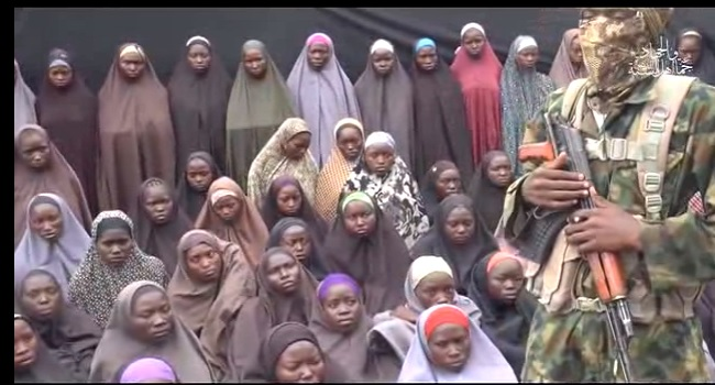 Abducted Chibok Girls: Boko Haram Releases New Video