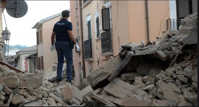 Earthquake Leaves At Least 21 Dead In Central Italy