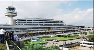 Minna Airport, Senate, Bukola Saraki