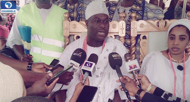 Ooni Of Ife Cautions Against Blacklisting Yoruba Cultural Heritage