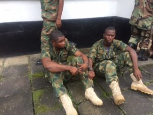 Army Impersonators In Imo arrested