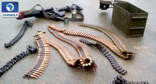 Troops Kill Seven Armed Militants In Bakassi, Recover Arms