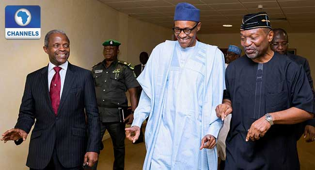 Overcoming Recession Requires 'Out-Of-The-Box' Thinking – Buhari