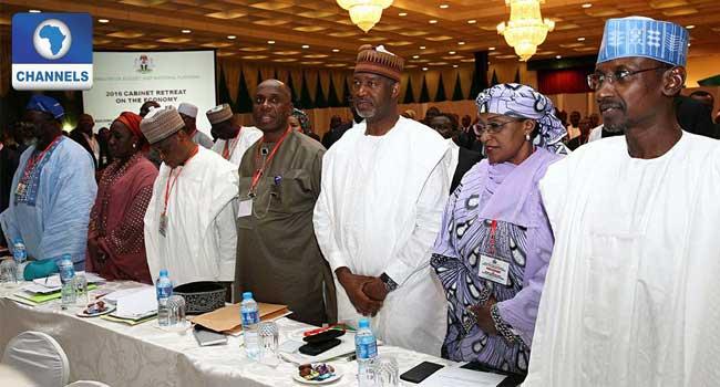 Ministerial Retreat, Recession, Buhari