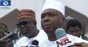 Saraki Denies Friction Between Legislature And Executive