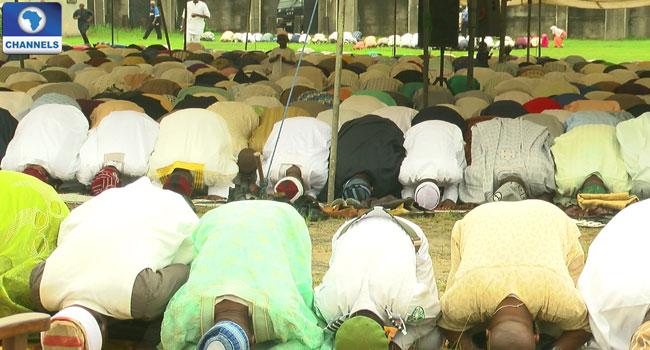 Nasarawa Holds Special Prayer For President Buhari