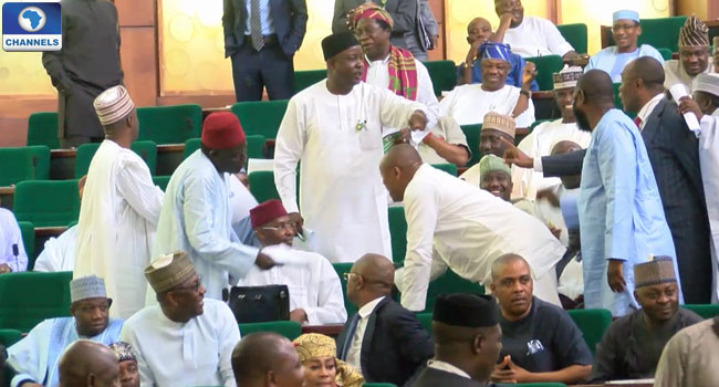Revenue Collection In Nigeria's Capital Causes Face-off Between Lawmakers