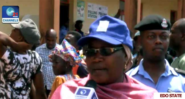 Edo Governorship Election: Polls Going On Smoothly – INEC