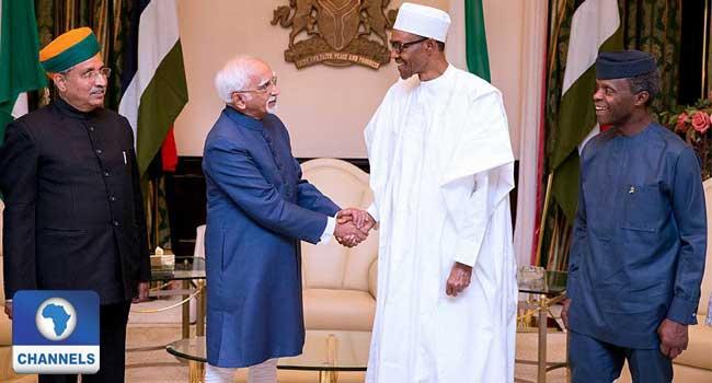 Indian-VP-Minister-Buhari-Osinbajo-CTV