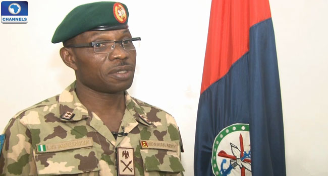 Joint Task Force In Clamp Down Operations Against Boko Haram