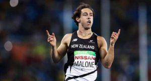 Blade runner, Liam Malone beats Pistorius' record