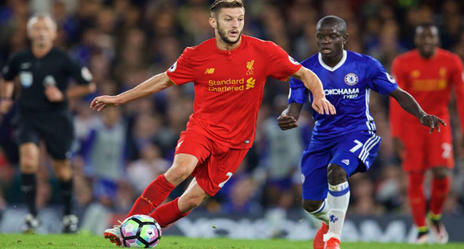 Chelsea Lose 1-2 To Liverpool In Premiership Tough Game