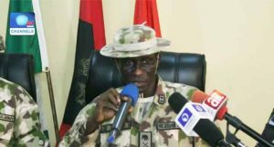 Military Commits To Ridding Northeast Of Insurgents