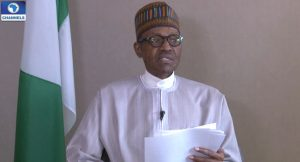 Buhari Says Nigerian Army Contributes Hugely To Sports Development
