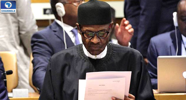 Boko Haram: We're Making Progress In De-Radicalisation Process, Buhari Says