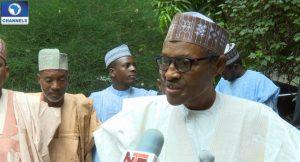 Muhammadu Buhari on Nigeria's economy