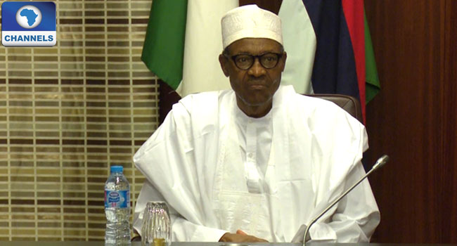 Obasanjo, Babangida Absent, As Buhari Presides Over Council Of State Meeting