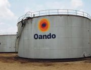 Oando Shares Move Up On Stock Exchange