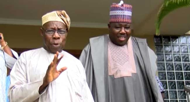 Obasanjo Advocates Need For Strong Party In Power And Opposition