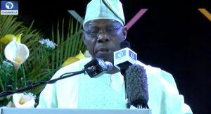 Zero Hunger: Obasanjo Presents StrategyTo End Hunger