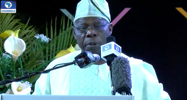 Obasanjo Urges Zambian Govt. To Follow Rule Of Law In Dealing With Opposition