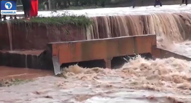 Ogun Government Advises Flood Survivors To Relocate