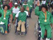 Obiano, Okorocha, Imo, Paralympic Athletes, Paralympic, Rochas Okorocha, Agriculture, House, Nigeria, Paralympic