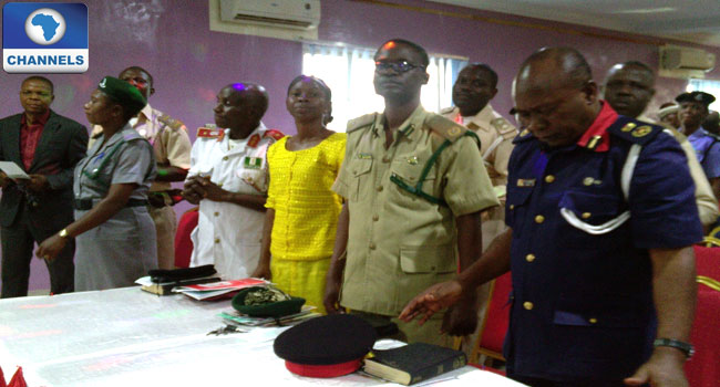 Paramilitary-in-Osun-State