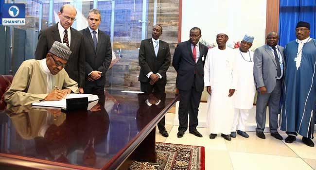 Buhari, Paris Agreement, Nigeria, Climate Change, Muhammadu Buhari, UN General Assembly