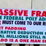 Federal Poly, Ado Ekiti, Education, Oyo, Labour Unions